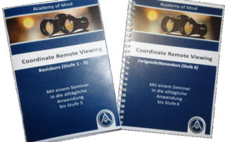 Remote Viewing-Lehrhefte der Academy of Mind